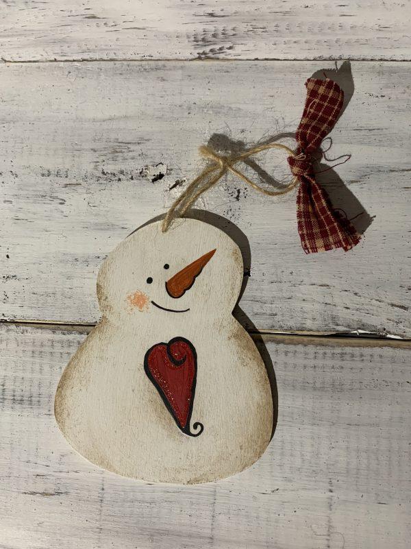 snowman-heart