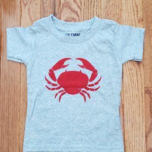tshirt crab