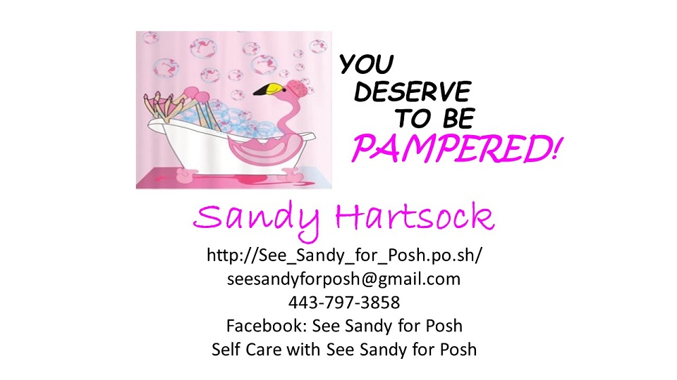 See Sandy for Posh